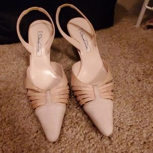 Oscar dela Renta shoes size 6